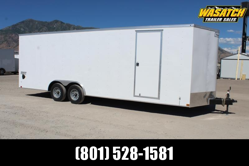 Haulmark 85x24 Passport Deluxe Enclosed Car / Racing Trailer