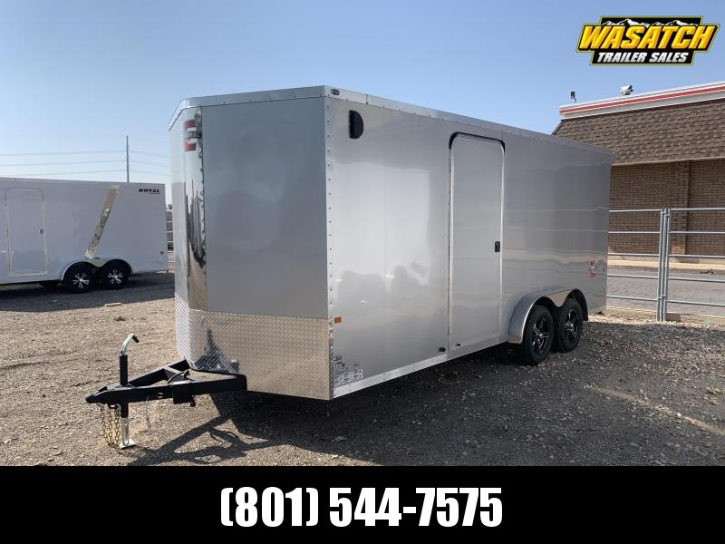 Charmac 7.5x18 Stealth Enclosed Cargo w/ UTV Package