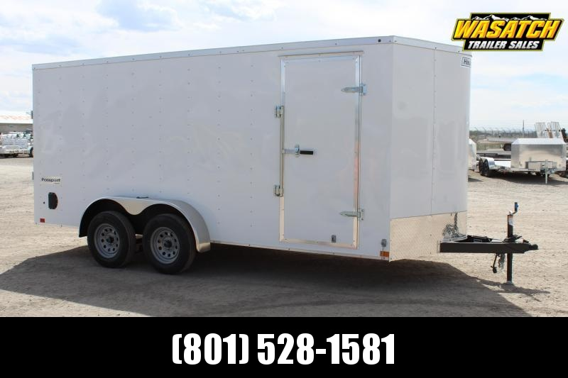 Haulmark 7x16 Passport Enclosed Cargo Trailer