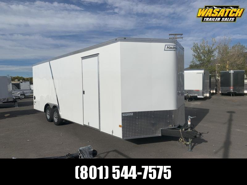Haulmark 24' Transport Enclosed Cargo w/ UTV Package