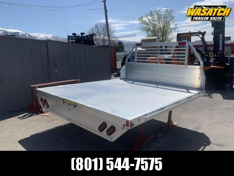Aluma 96x115 Aluminum Truck Bed