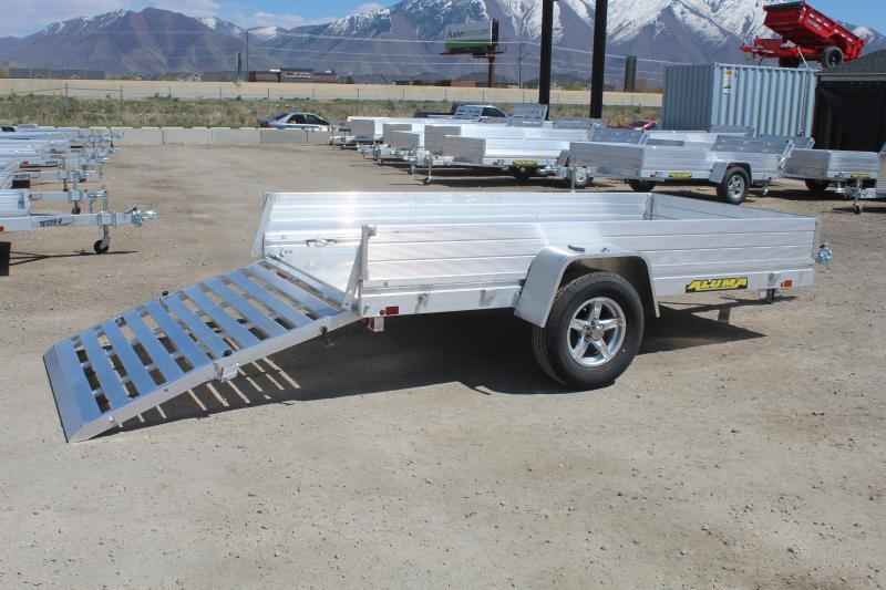 Aluma 6310H Aluminum Utility Trailer