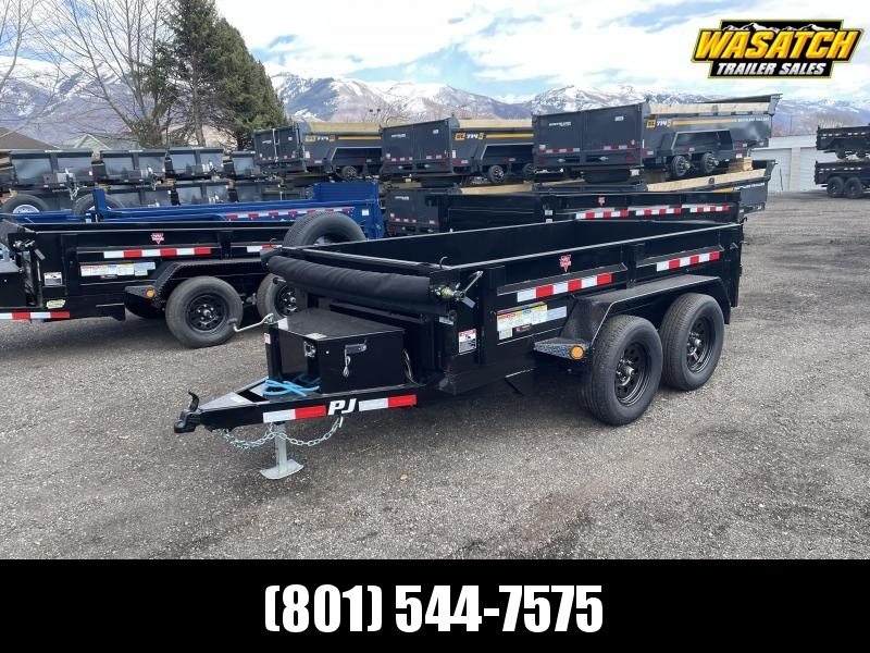 PJ 5x10 Tandem 35k Utility Dump (D5)