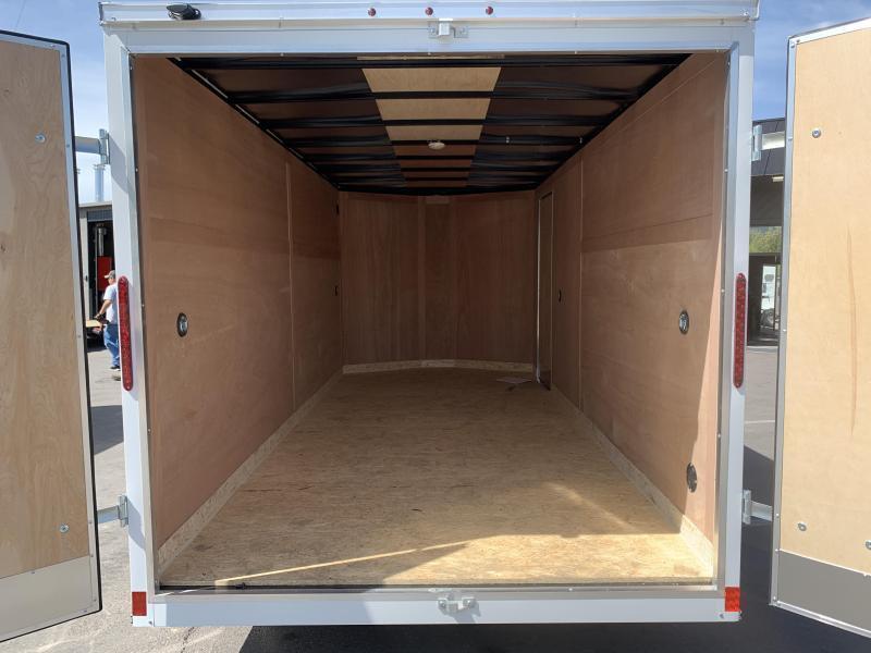 Haulmark 7x16 Passport Cargo w/ Barn Doors