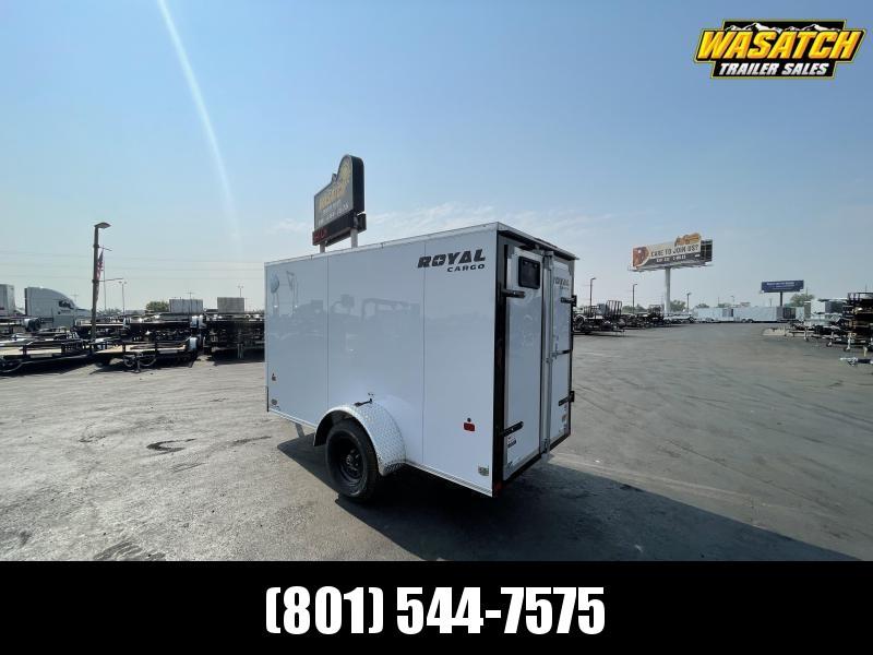Southland - Royal - 5x10 - Enclosed Cargo Trailer