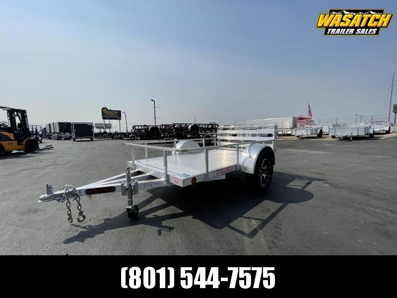 Primo -  5x8 - Aluminum - Utility Trailer