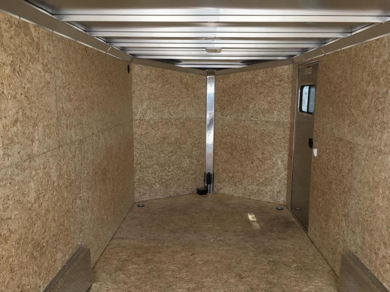 High Country 7.5x18 Xpress Enclosed Aluminum Cargo