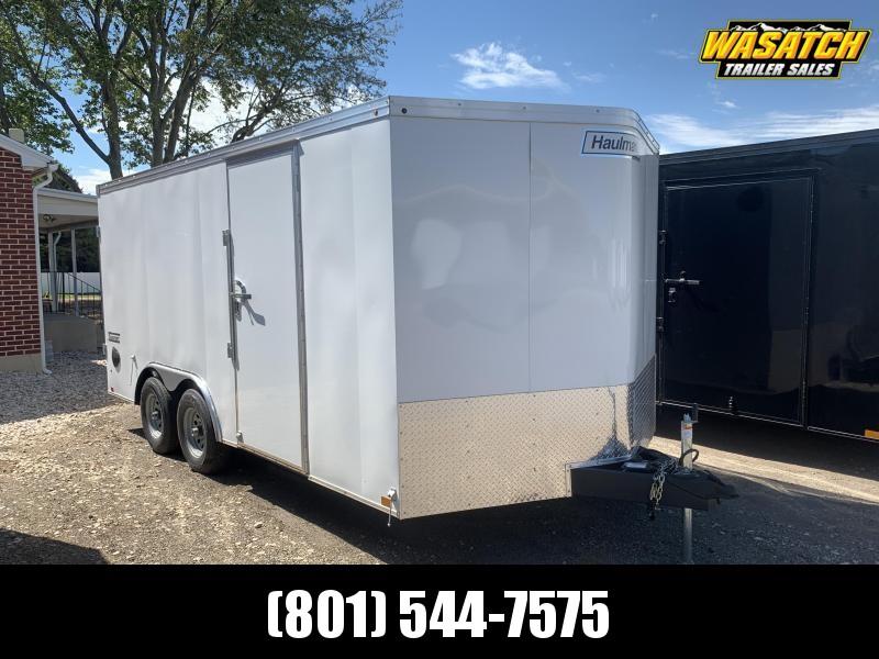 Haulmark 8.5x16 Transport Enclosed Cargo Trailer