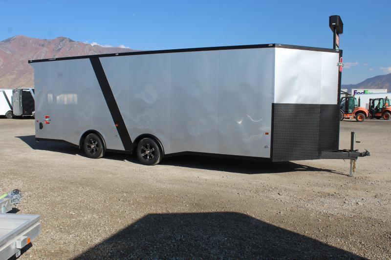 Charmac Trailers 85x28 Stealth Car / Racing Trailer