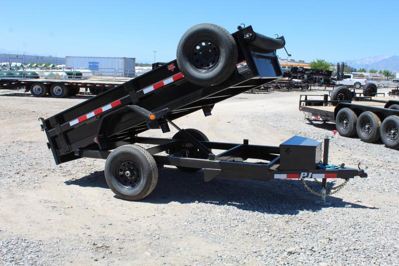 PJ Trailers 5x10 Utility (D5) Dump Trailer