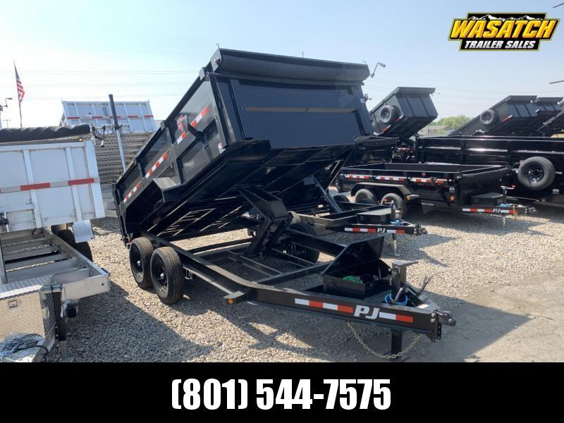 PJ 7x14 3' High Side Dump (DM)