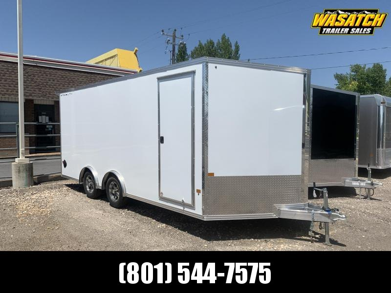 Alcom-Stealth 8x18 Aluminum Stealth Enclosed Cargo
