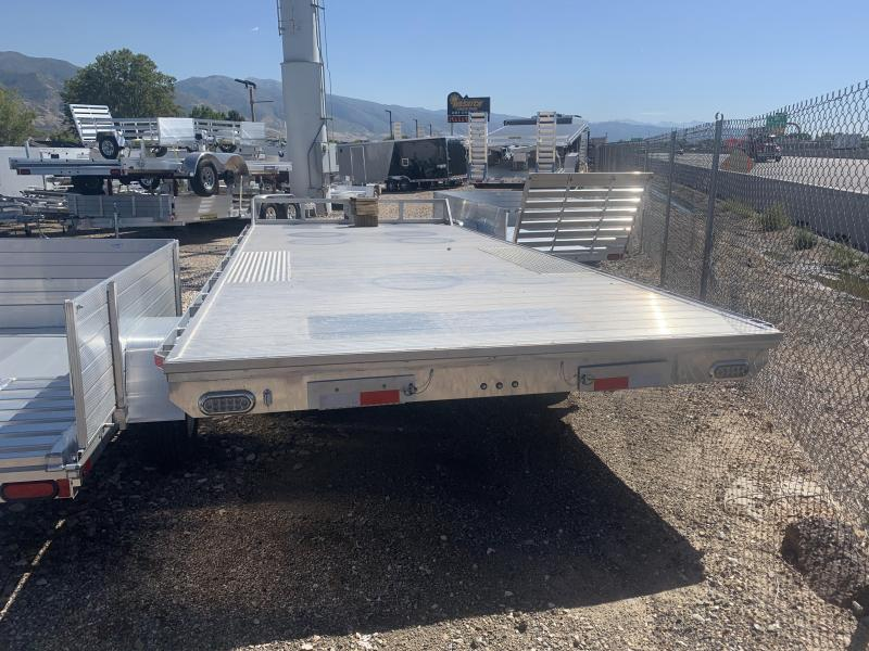 2019 Sundowner Trailers 20ft Deckover Utility Utility Trailer