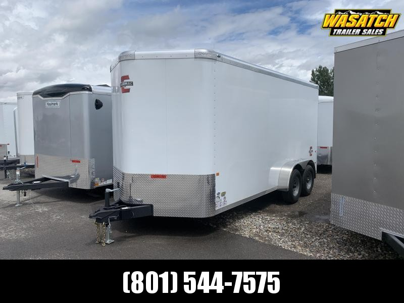 Charmac 7x16 Standard Duty Enclosed Cargo