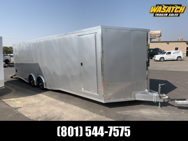 Alcom-Stealth 8.5x28 Aluminum Enclosed Cargo