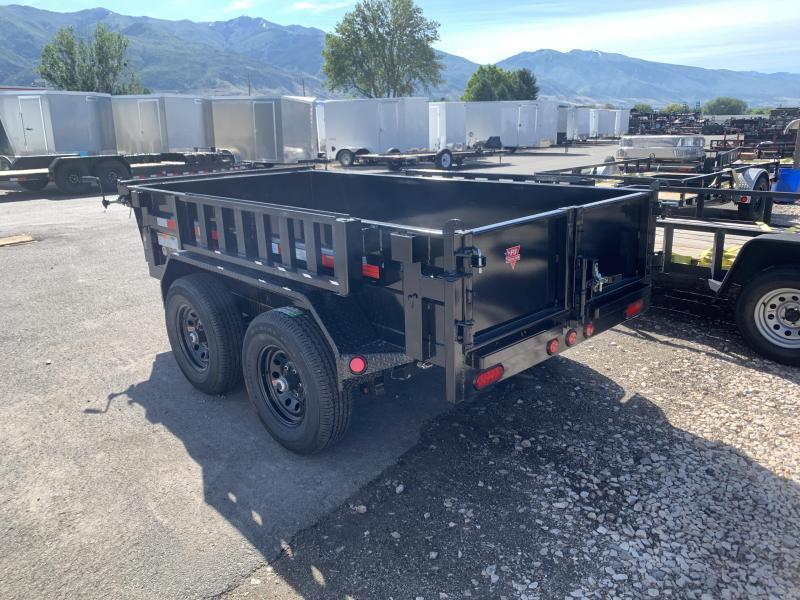 PJ 5x10 Tandem 52k Utility Dump (D5)