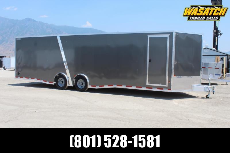 EZ Hauler 85x30 Aluminum Car / Racing Trailer