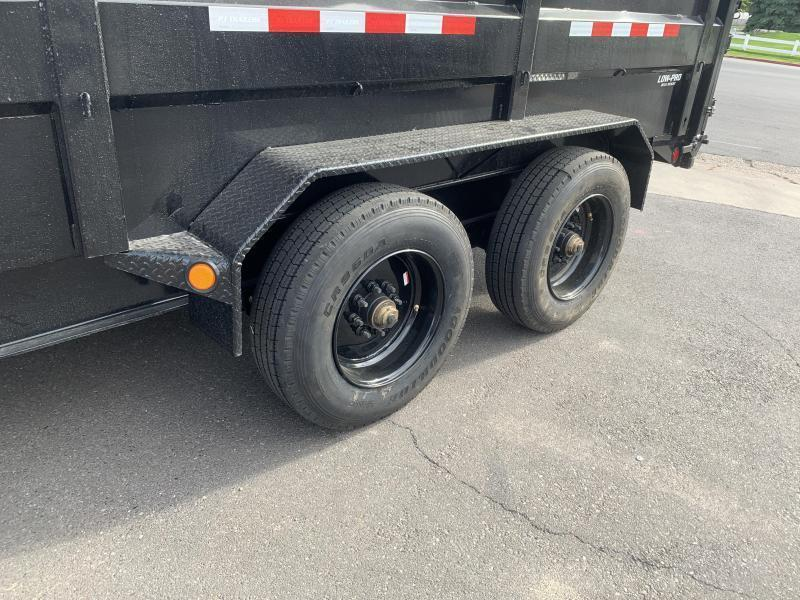 PJ 16' - Heavy Duty Dump (DE)