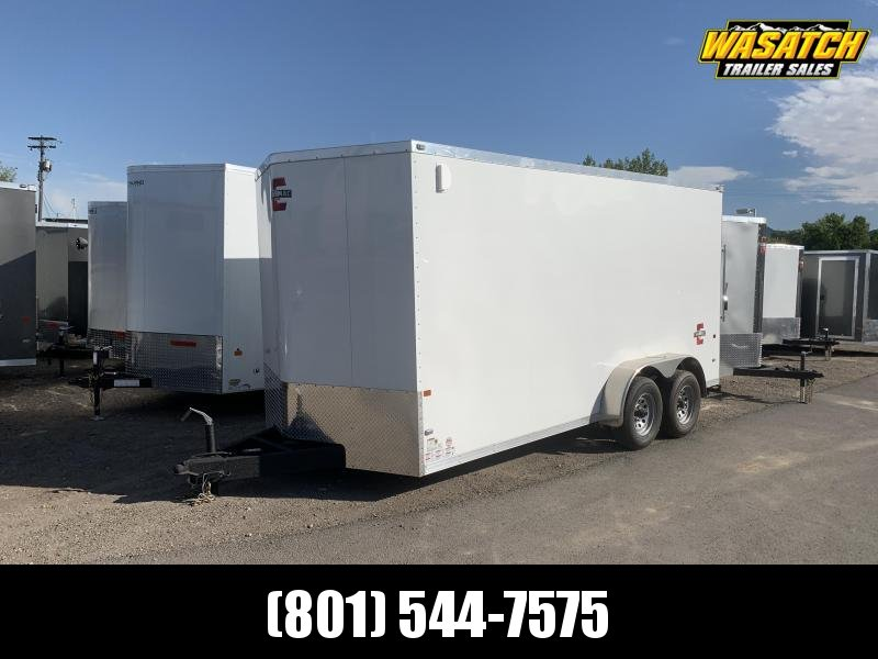 Charmac 7x16 Stealth Enclosed Cargo