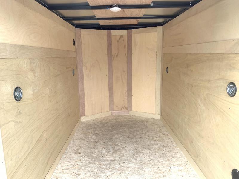 ***Haulmark 5x8 Passport w/ Ramp Enclosed Cargo***