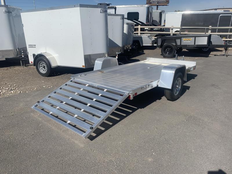 "Aluma 63""x10' Aluminum Utility Trailer"