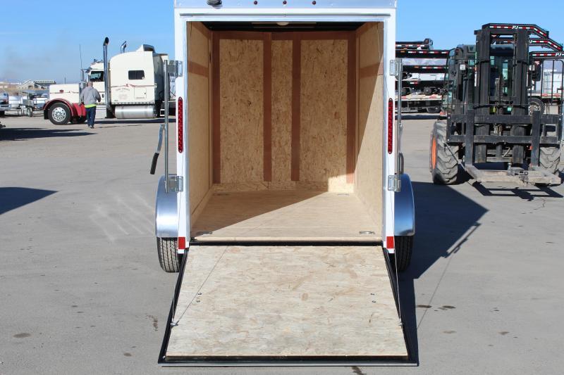 Haulmark 5x10 Passport Deluxe Enclosed Cargo Trailer