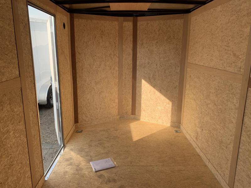 Haulmark 7x14 Passport Deluxe Enclosed Cargo Trailer