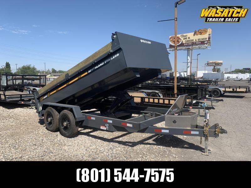 Southland 7x14 Tandem 8k (SL280) Dump