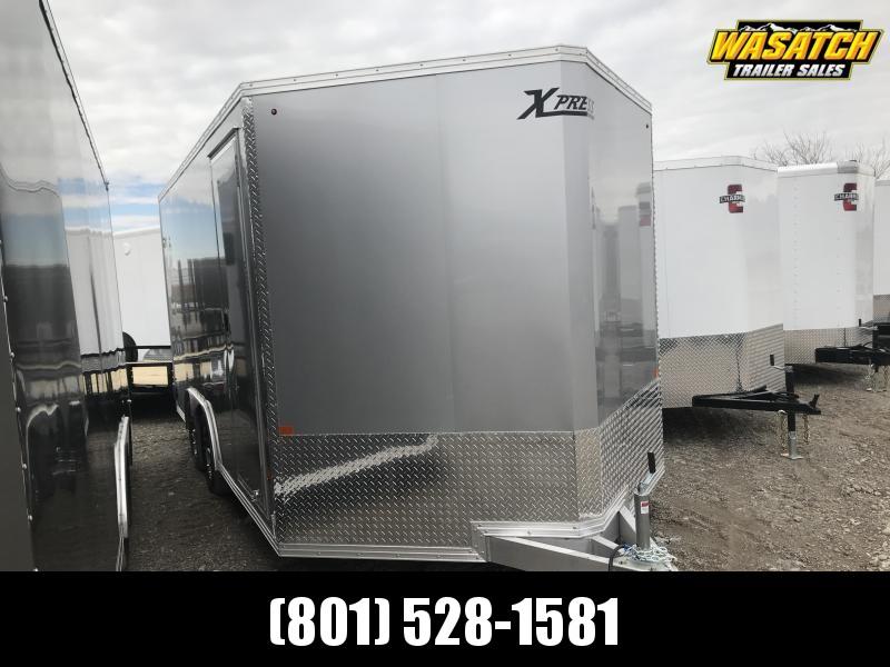 High Country 8x16 Xpress Enclosed Aluminum Car / Racing Trailer