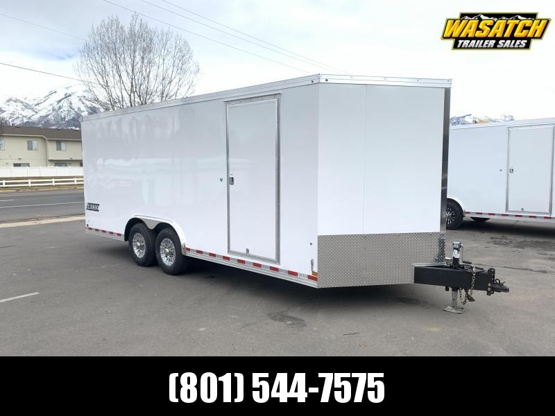 Haulmark 8.5x20 Grizzly Heavy Duty Cargo Trailer