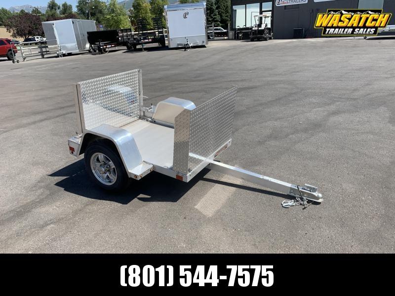 Aluma WCT - Aluminum Wheelchair Utility Trailer