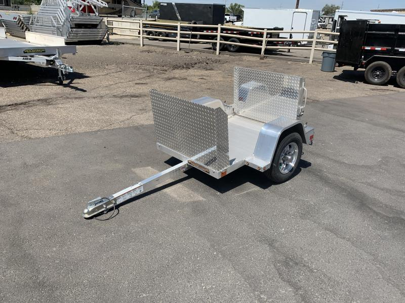 Aluma WCT - Wheelchair Utility Trailer
