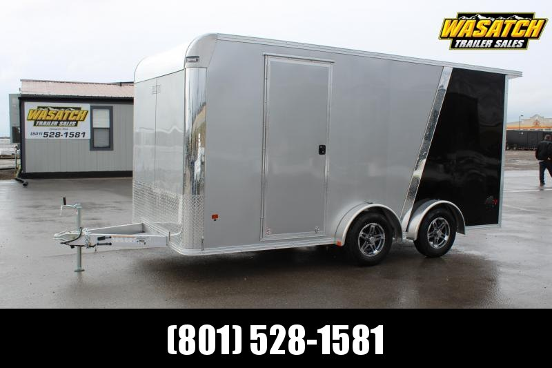 EZ Hauler 7.5x16 Aluminum Enclosed Cargo Trailer