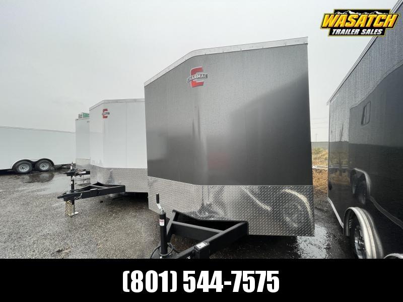 Charmac - Stealth - 100x16 - Enclosed Cargo Trailer