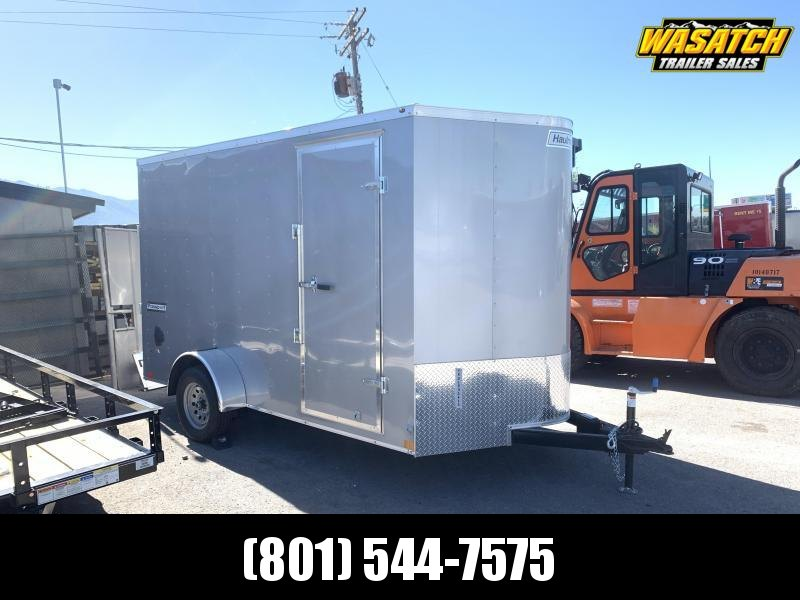 Haulmark 7x12 Single Axle Passport Deluxe Enclosed Cargo Trailer