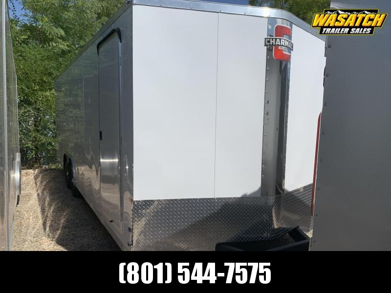 Charmac 100x24 Stealth Enclosed Cargo