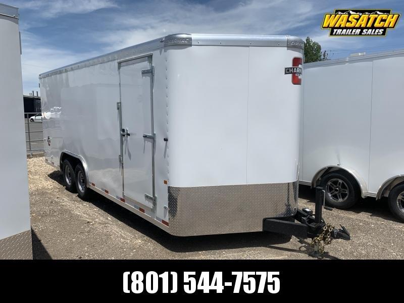 Charmac 20' Commercial Duty Enclosed Cargo w/ Barn Doors