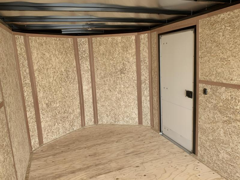 Charmac 20' Commercial Duty Enclosed Cargo w/ Barn Doors