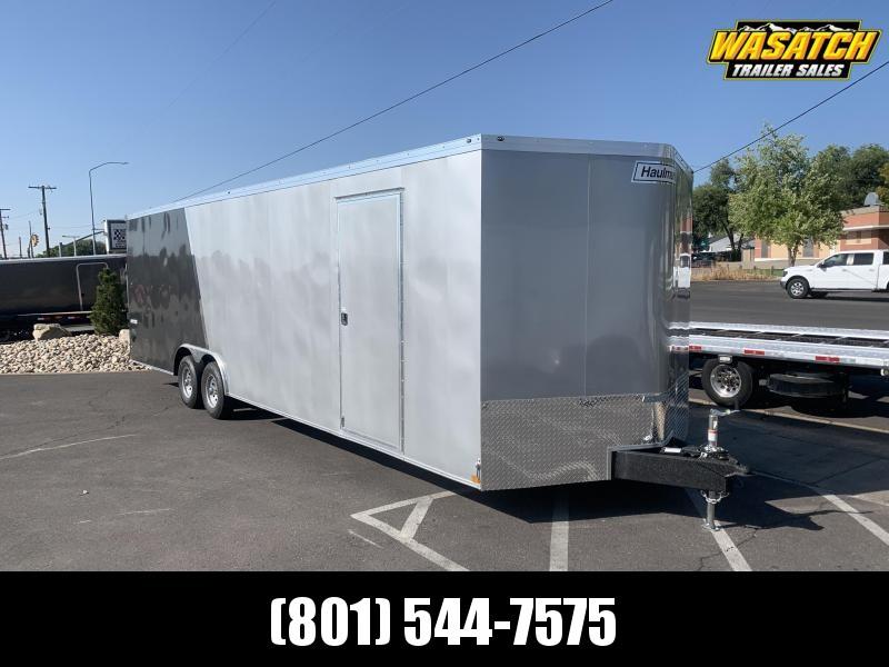 Haulmark 28' Transport Enclosed Car / Racing / Cargo Trailer