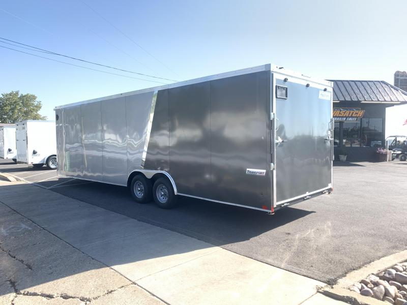 Haulmark 28' Transport Enclosed Car / Racing / Cargo Trailer