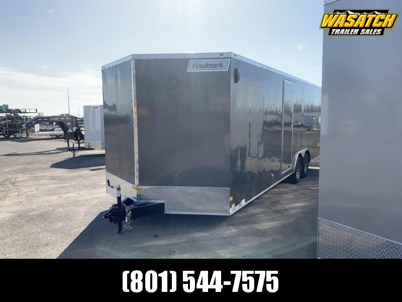 2021 Haulmark 24' Passport Deluxe Enclosed Cargo Trailer
