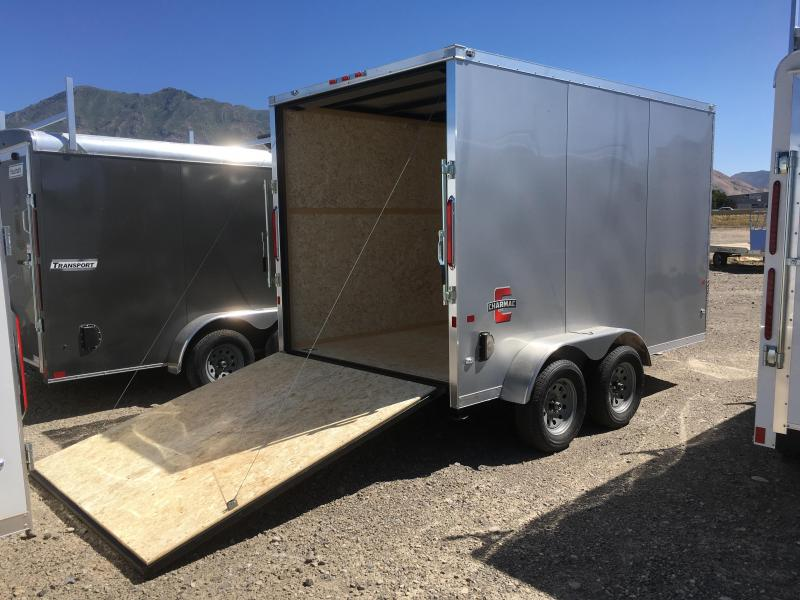 2020 Charmac Trailers 7x12 Stealth Cargo Enclosed Cargo Trailer