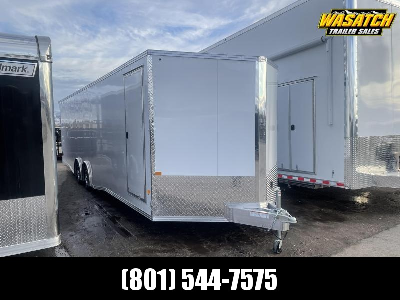Alcom-Stealth 8.5x30 Aluminum Enclosed Cargo