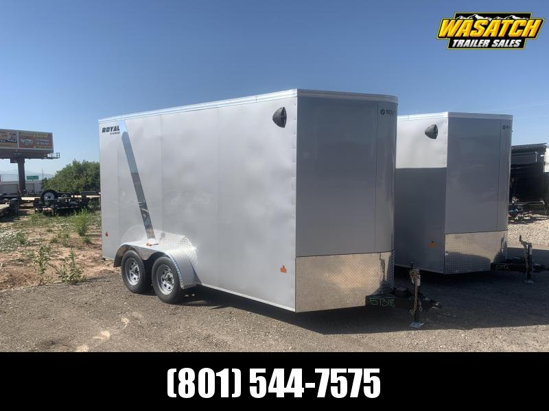 Southland - Royal - 7x14 - Enclosed Cargo Trailer
