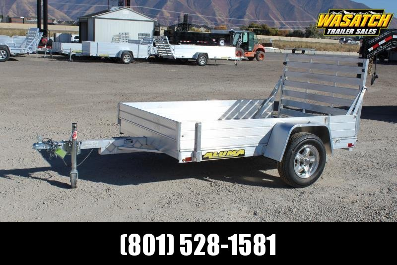 Aluma 638 Aluminum Utility Trailer