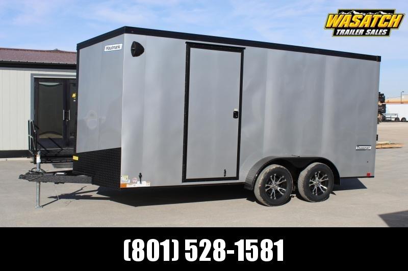 Haulmark 7x16 Transport Enclosed Cargo Trailer w/ UTV Package