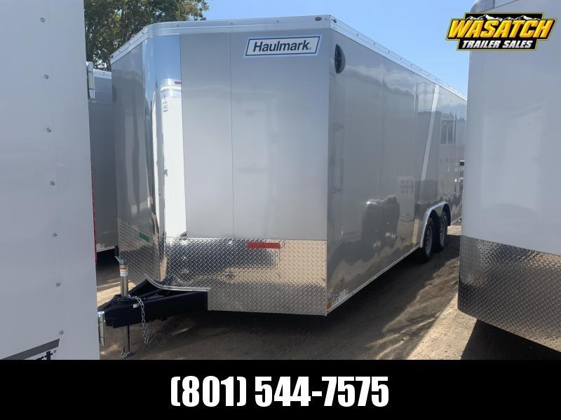 Haulmark 8.5x20 Transport w/ UTV Package Enclosed Cargo