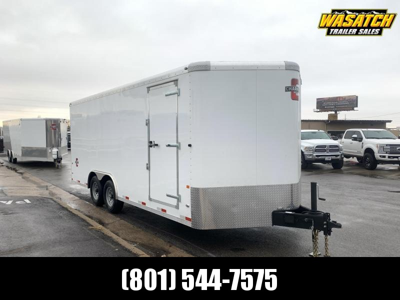 Charmac 100x20 Commercial Duty Enclosed Cargo