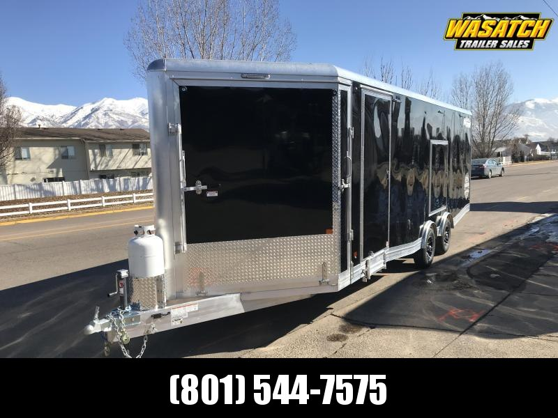 2019 High Country 8.5x28 Elevation All-Sport Snowmobile Trailer