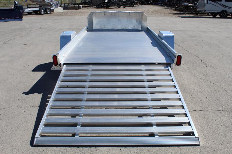 Aluma UTR12 Aluminum Utility Trailer